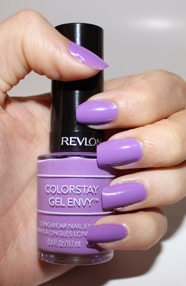 Beyond Blush: Revlon ColorStay Gel Envy Longwear Nail Enamel in Winning Streak