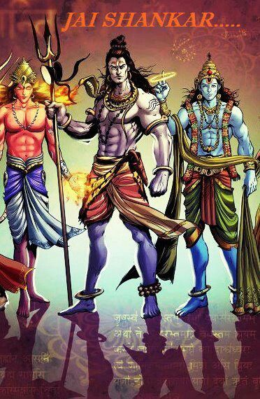 Lord Shiva -::- Is it possible to exert power with destroying the game?