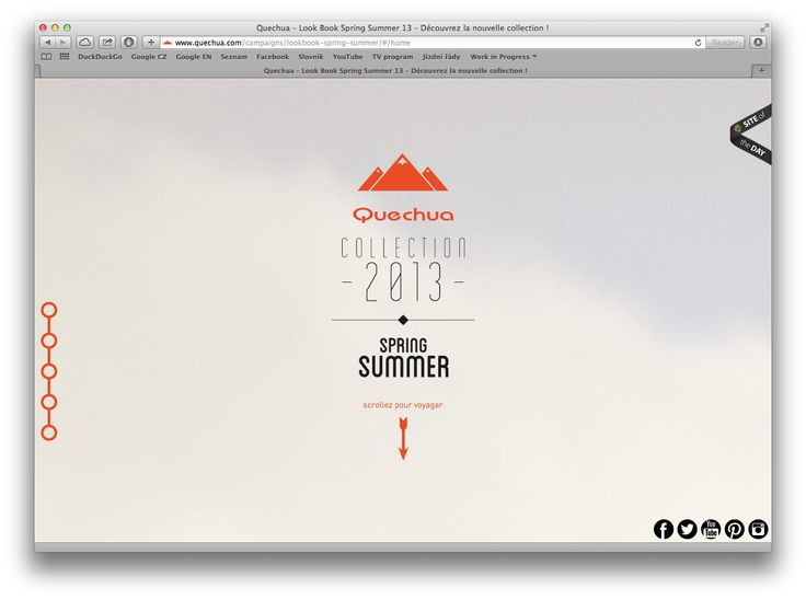 one page scroll animations / http://www.quechua.com/campaigns/lookbook-spring-summer/#/home
