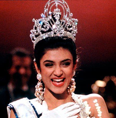 INDIA'S FIRST MISS UNIVERSE(1994)-SUSHMITA SEN......