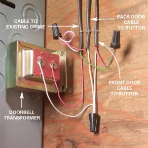 best 10 doorbell transformer ideas on pinterest lab. Black Bedroom Furniture Sets. Home Design Ideas