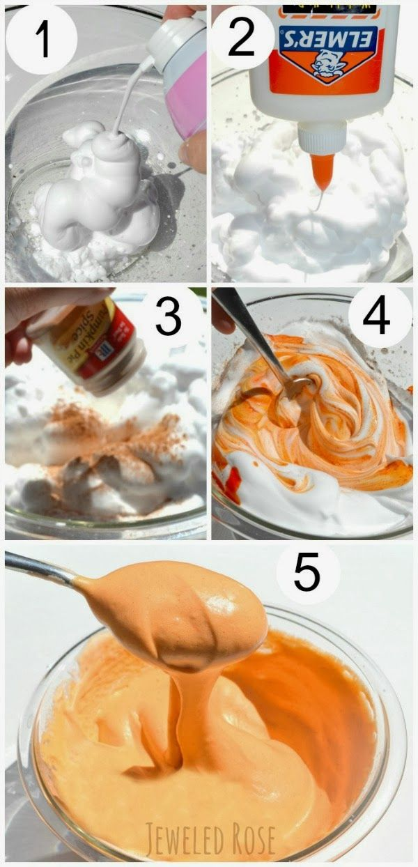 Make your own pumpkin puffy paint- this paint has such a FUN texture & dries PUFFY! Perfect for creating puffy touch and feel pumpkin art. A fun activity for Fall