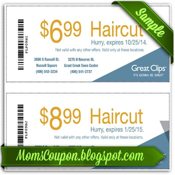 picture regarding Great Clips Printable Coupons titled Perfect Clips 10 Printable Coupon Code February 2015 Area