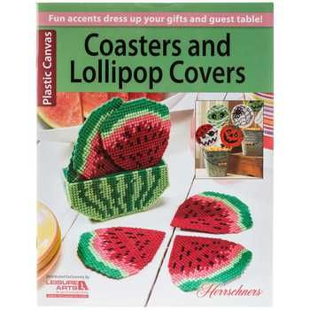 Coasters & Lollipop Covers Plastic Canvas Book