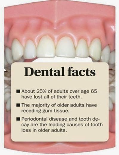 Did you know these facts about dental health? Discover more tips on http://blog.dmsmiles.com/dental-exam-reveals-lot-overall-health/