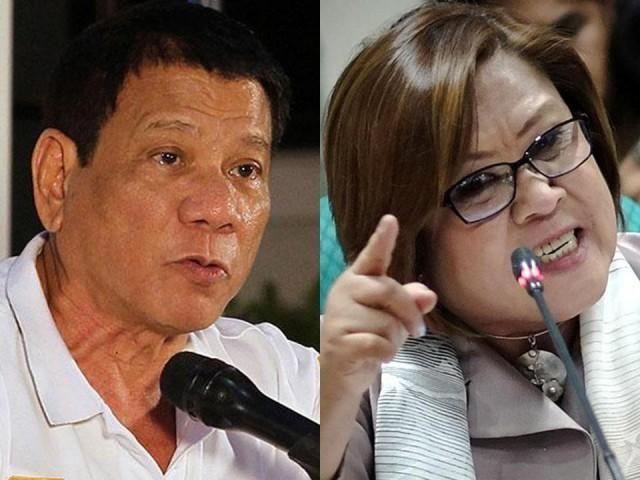 #News After A Nervous Break Down Duterte Suggests  De Lima to Take A Break - http://wp.me/p5GV1p-3Gi