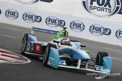 Michela Cerruti FormulaE Team Trulli