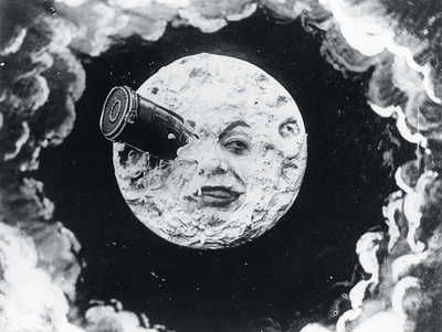 Trip to the Moon - roaring 1920's