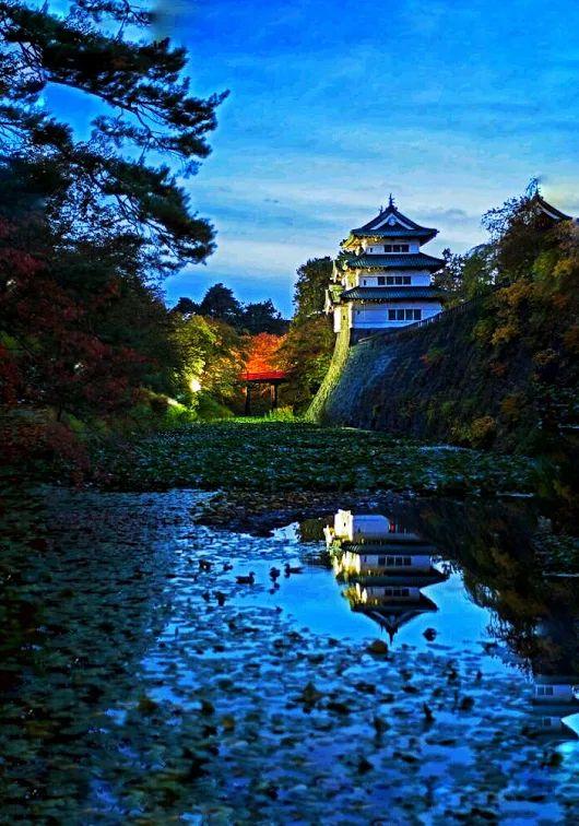 Hirosaki Castle  Japan