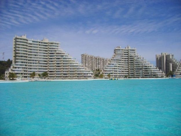 This Is Not A Beach...Without Alfonso, Swimming Pools, The Mars, Largest Pools, Mars Resorts, Algarrobos, Alfonso The, Beach It, Largest Swimming
