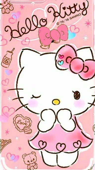 358 best sanrio wallpapers images on pinterest sanrio hello kitty hello kitty more voltagebd Image collections