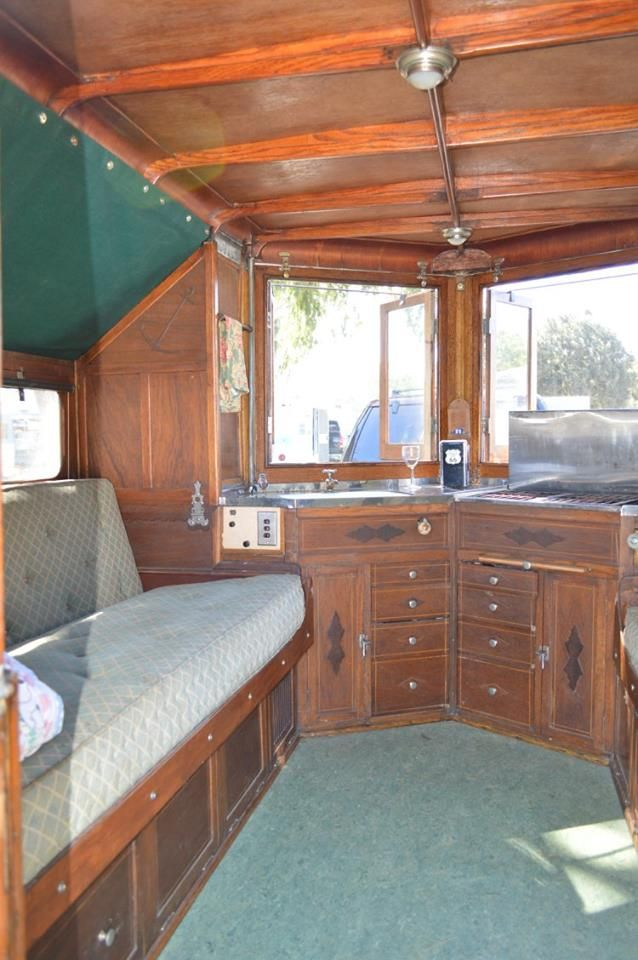 1945 Homemade Popup from Vintage Camper Trailers