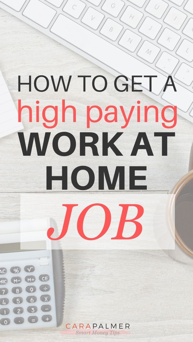 72 High Paying Online Jobs From Home Without An Investment In 2020 Cara Palmer Blog In 2020 Online Jobs From Home Online Jobs Work From Home Jobs
