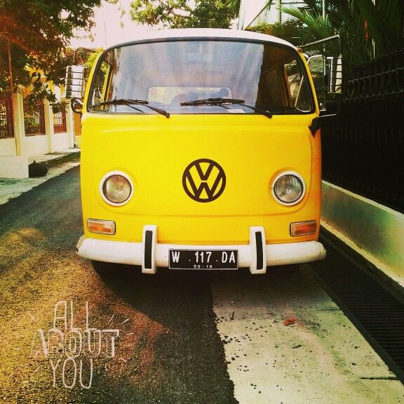 face vw bus