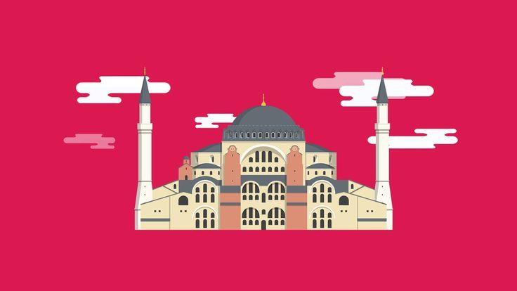 Istanbul Tourist Pass - AnimationB2B