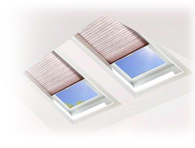Best 25 skylight shade ideas on pinterest skylight for Bali blinds motorized remote control