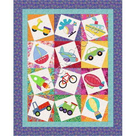 446 Best Images About Quilts For Children On Pinterest