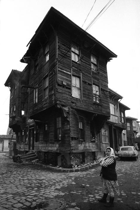 Ara Güler. Istanbul /Magnum Photos