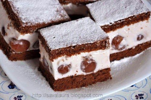 Receptek, és hasznos cikkek oldala: Vaníliakrémes meggyes sütemény, mámorító finomság! Nagyon könnyű recept, fantasztikus sütemény!