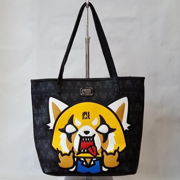 c4268d3e6 Aggretsuko Tote Bag: Loungefly | FASHION + ACCESSORIES | Bags, Tote ...