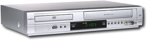 This product is used, in a perfect working condition. Not in an original box. Includes - DVD/VCR player #Insignia Progressive-Scan DVD Player/4-Head Hi-Fi VCR – ...