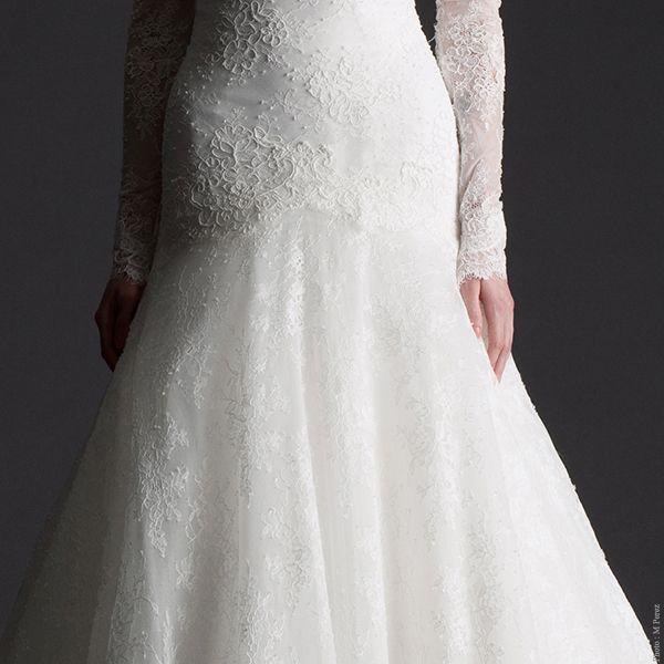 23 best Schlichte Brautkleider images on Pinterest   Wedding frocks ...