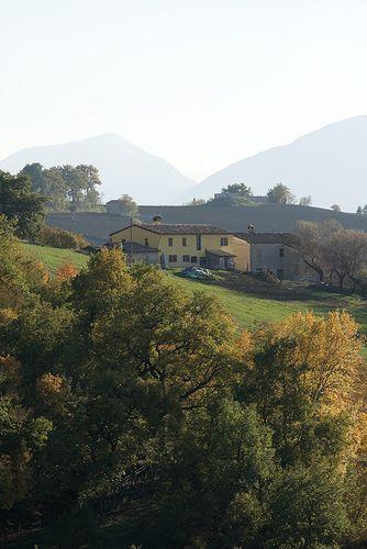 Paesaggio - Matelica, Marche, Italy