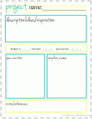 58 best Project Planning images on Pinterest Notebooks - project planning