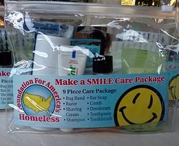 Foundation For Americas Homeless| Lake,Sumter,Marion county Florida | CARE KITS