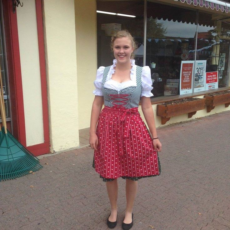 Volunteering at Oktoberfest in Kimberley