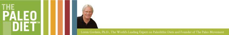 The Paleo Diet™...Discussion regarding Paleo versus Mediteranian versus standard diet.