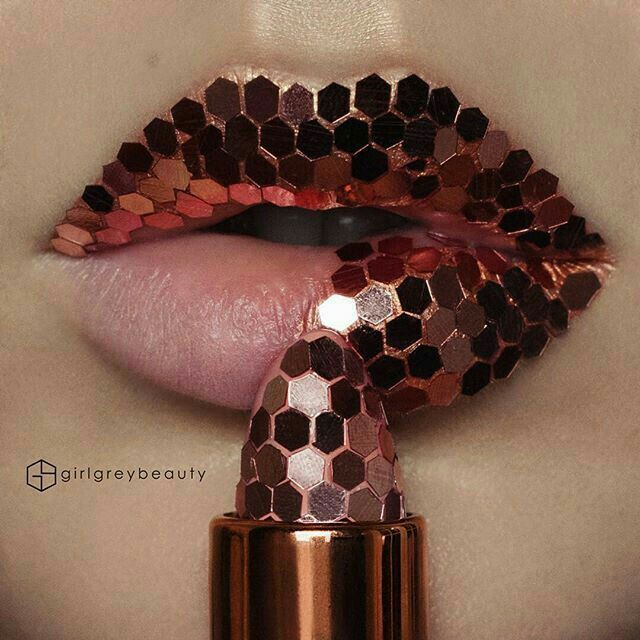 Hoeycomb lipcolour