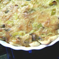 French Leek Pie Recipe on Yummly