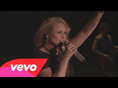 Miranda Lambert - All Kinds of Kinds. What an absolutely wonderful ballad for humankind. So relevant to stigma of all kinds, but, so moving for those of us with mental illness. We need more of this type of risk on behalf of those whose celebrity lends itself to reaching so many.