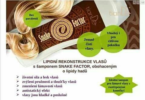 Výsledek obrázku pro tiande šampony had    http://tiande.eu/~6kTpQ