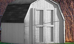How to install a pre-built backyard shed - Kudzu.com