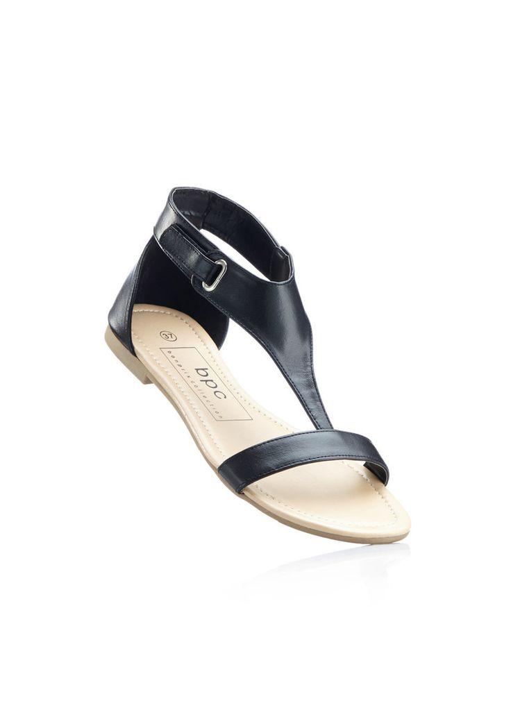 Sandały Modne sandały z zapięciem na • 57.99 zł • bonprix