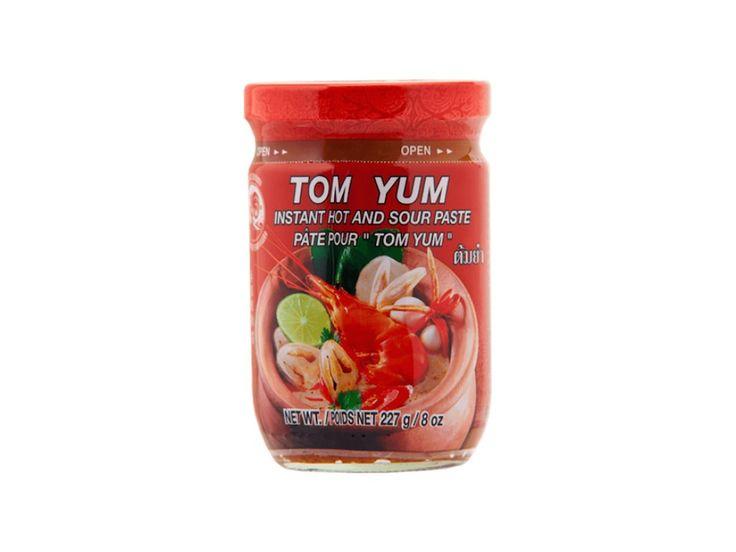 Thajská pasta Tom Yum 227 g.