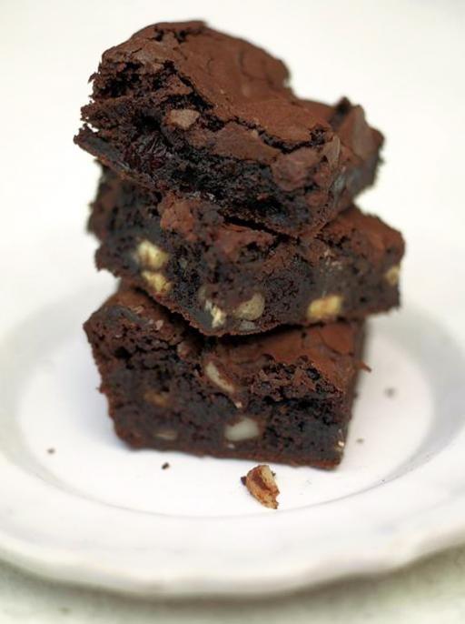 Chocolate Brownies | Chocolate Recipes | Jamie Oliver Recipes