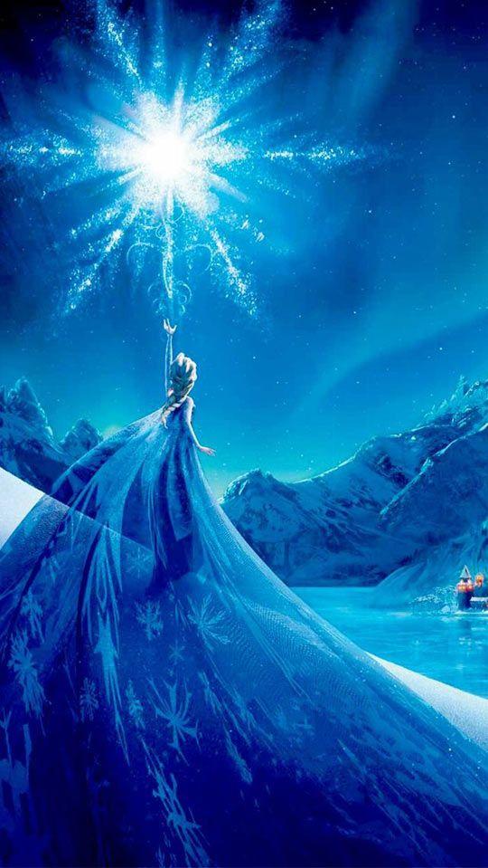 The magic world of Frozen…@Ryan Sullivan Sullivan Poehler