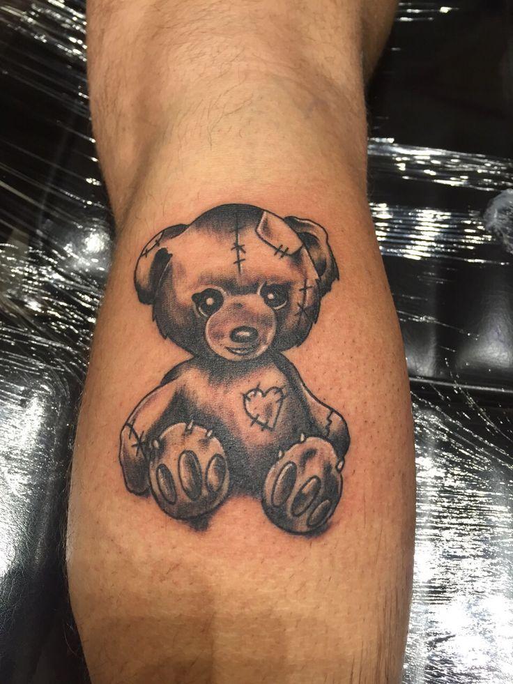 Teddy Bear tattoo - Nice tattoo