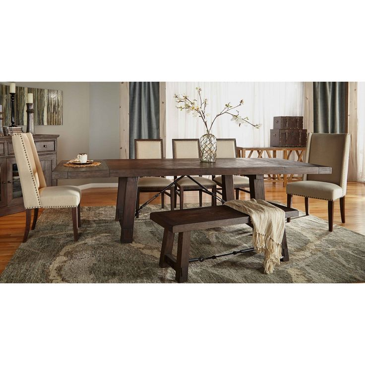 Dining Room Table Extendable 94 best home design - dining room images on pinterest | dining