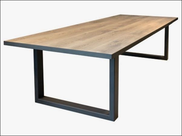 Belgian dining tables