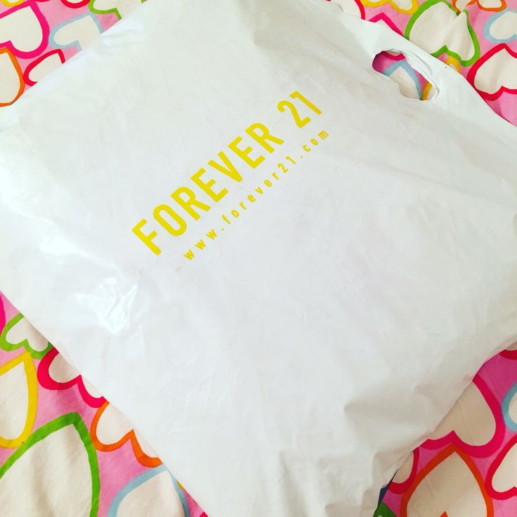 Pacchii #forever21 ❤️