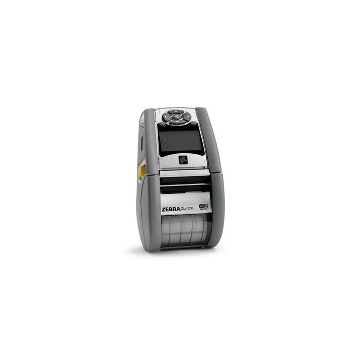 Zebra QLn220 Qln 220 Wireless Label Printer Wi-Fi BlueTooth USB QH2-AUNA0M00-00