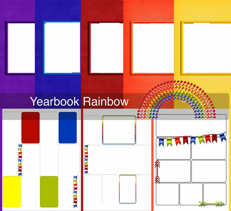 23 best images about yearbook ideas and templates on for Templates for yearbook pages
