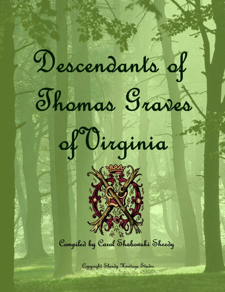 Descendants of Thomas Graves - downloadable genealogy book - 9000+ descendants inc .Steve McQueen, Billy Bob Thornton, Terry Bradshaw by SheedyHeritageStudio on Etsy