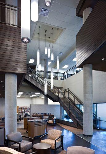 John A Dubiski Career High School ArchitectureSchool DesignHome Interior