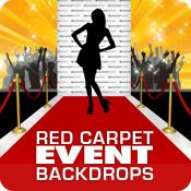 Custom Step and repeat backgrounds for Special events  from Backdrop Outlet from $59.00 http://www.backdropoutlet.com