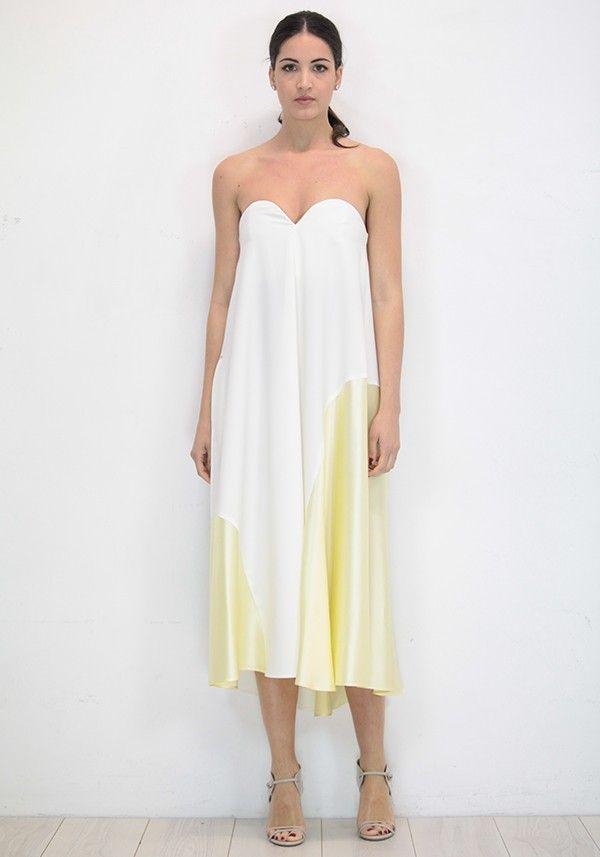 silk dress Sportmax Jelmini.it